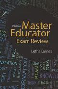Master Educator Exam Review
