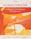 Bundle: Developing Helping Skills: A Step-by-Step Approach to Competency, 2nd + DVD
