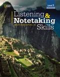 Listening & Notetaking Skills1 Student Book Intermediate