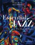 Essential Jazz W/ Pac Coursemate and Pac Download Card For 2