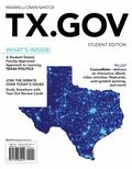 TX.GOV (with CourseMate Printed Access Card) (New, Engaging Titles from 4LTR Press)