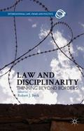 Law and Disciplinarity : Thinking Beyond Borders