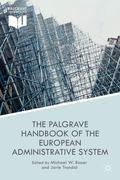 Palgrave Handbook of the European Administrative System