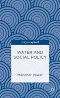 Water and Social Policy (Palgrave Pivot)
