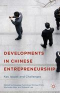 Developments in Chinese Entrepreneurship : Key Issues and Challenges