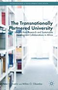 Transnationally Partnered University : Insights from Research and Sustainable Development Co...