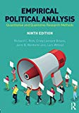Empirical Political Analysis: International Edition