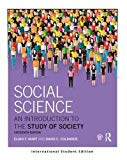 Social Science: An Introduction to the Study of Society, International Student Edition