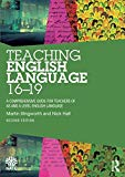 Teaching English Language 16-19 (National Association for the Teaching of English (NATE))