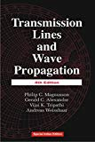 Transmission Lines And Wave Propagation, 4Th Edition
