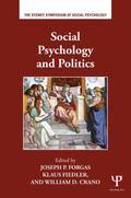 Social Psychology of Politics