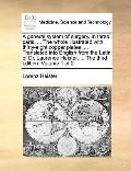 General System of Surgery in Three Parts the Whole Illustrated with Thirty-Eight Copper Plat...