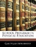 School Program in Physical Education