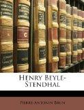 Henry Beyle-Stendhal (French Edition)