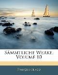 Smmtliche Werke, Volume 10 (German Edition)
