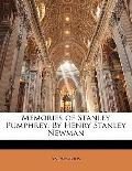 Memories of Stanley Pumphrey : By Henry Stanley Newman