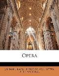 Opera (Dutch Edition)
