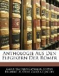 Anthologie Aus Den Elegikern Der Rmer (German Edition)
