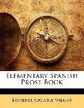 Elementary Spanish Prose Book