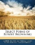 Select Poems of Robert Browning (Japanese Edition)