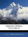Libanii Opera, Volume 6