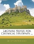 Lecture Notes for Chemical Students ...