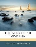 The Work of the Apostles