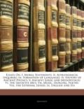 Essays On, I. Moral Sentiments: Ii. Astronomical Inquiries; Iii. Formation of Languages; Iv....
