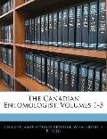 The Canadian Entomologist, Volumes 1-3