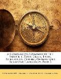 Comparative Grammar of the Sanscrit, Zend, Greek, Latin, Lithuanian, Gothic, German and Scla...