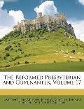 Reformed Presbyterian and Covenanter