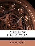 Annals of Pennsylvania