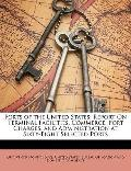 Ports of the United States: Report On Terminal Facilities, Commerce, Port Charges, and Admin...