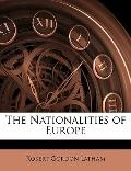 The Nationalities of Europe