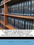 The Panmure Papers: Being a Selection from the Correspondence of Fox Maule, Second Baron Pan...