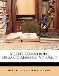 Allen's Commercial Organic Analysis