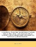 Latin Prose Exercises Based Upon Caesar's Gallic War: With a Classification of Caesar's Chie...