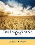 Philosophy of Hope