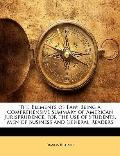 Elements of Law : Being a Comprehensive Summary of American Jurisprudence. for the Use of St...