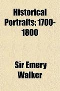Historical Portraits; 1700-1800