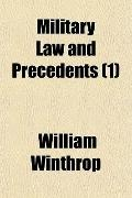 Military Law and Precedents (1)