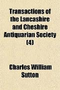 Transactions of the Lancashire and Cheshire Antiquarian Society (4)