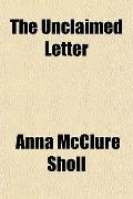 The Unclaimed Letter