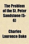 The Problem of the St. Peter Sandstone (5-6)