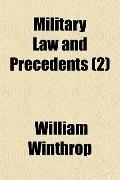 Military Law and Precedents (2)
