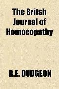 The Britsh Journal of Homoeopathy