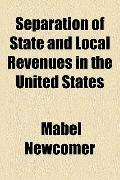 Separation of State and Local Revenues in the United States