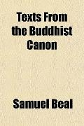 Texts From the Buddhist Canon