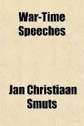 War-Time Speeches