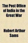 The Post Office of India in the Great War